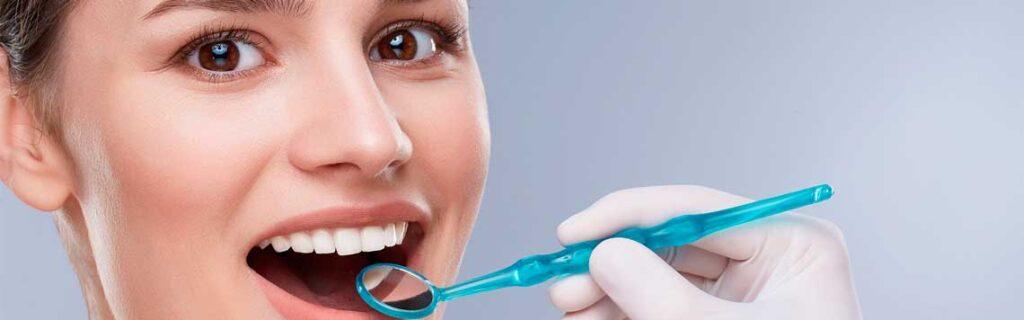 Мешает пломба на зубе