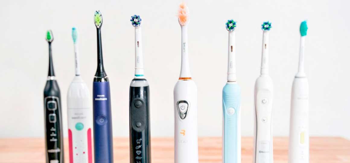 Разновидности зубной щетки